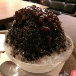 上島珈琲店 黒焙じ茶(アイスなし)