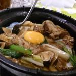 牛バラと五目野菜の土鍋ご飯