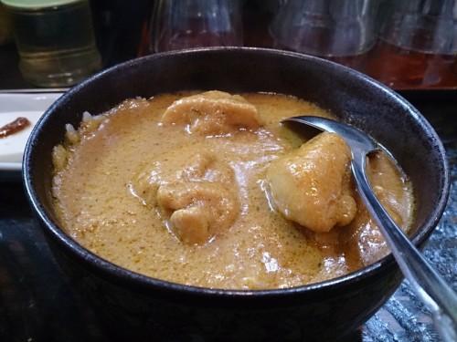 ミニカレー丼