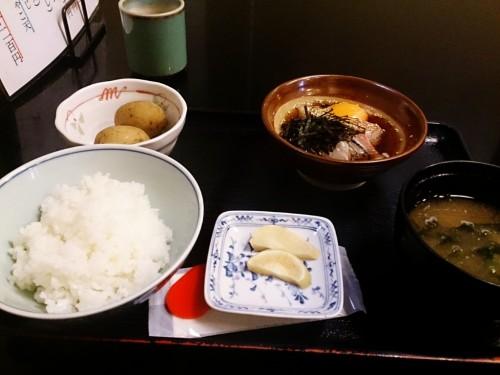 鯛めし(宇和島名物)