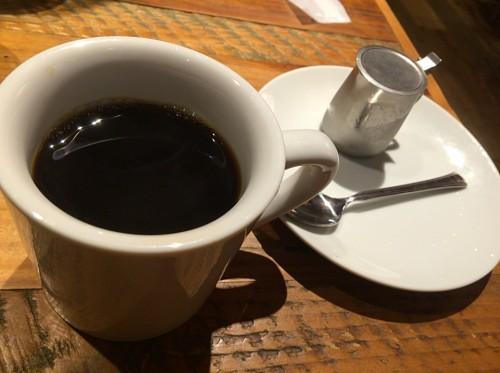 ダークテイストコーヒー